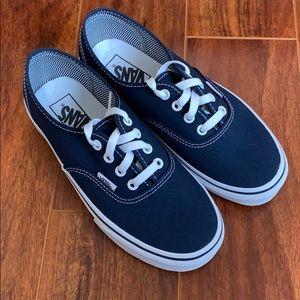 Vans Authentic Navy Blue (Women 7)